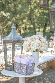 A Peachy Keen California Wedding from Kevin Chin Photography - wedding ceremony idea