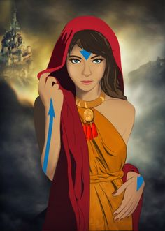 airbander Avatar:the last airbender my work in photoshop Female Avatar, Character Design, Character Art, Disney Characters, Real Life Disney Characters, Female Artwork, Avatar Cartoon, Cartoon, Anime Style