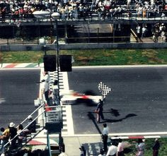 Senna. awesome shot