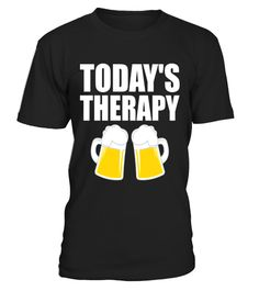 """# Today's Therapy Beer Mugs Drinking Bar T-Shirt .  Special Offer, not available in shops      Comes in a variety of styles and colours      Buy yours now before it is too late!      Secured payment via Visa / Mastercard / Amex / PayPal      How to place an order            Choose the model from the drop-down menu      Click on """"Buy it now""""      Choose the size and the quantity      Add your delivery address and bank details      And that's it!      Tags: Who needs therapy when beer tastes…"""