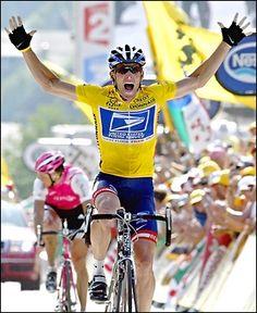 Seven-time Tour de France winner