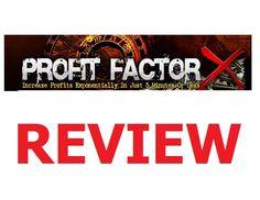ProfitFactorX Review - Legit Business Opportunity or Scam?