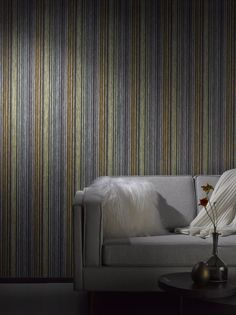 #Longtitude #paperweave #wallcovering collection from #PhillipJeffries, which mimics the look of a traveler's coordinates.