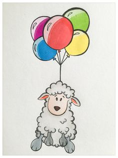 Cartoon sheep I'm an author and illustrator of children's books. Visit my website for more art
