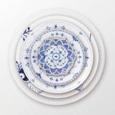 Royal Copenhagen dinner ware