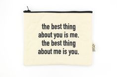 Pamela Barksy The Best Thing Pouch