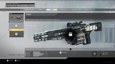 Light Machine Guns - Call of Duty: Infinite Warfare Wiki Guide - IGN Light Machine Gun, Machine Guns, Call Of Duty Infinite, Sci Fi Weapons, Warfare, Military Personnel