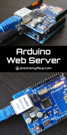 How to setup a very basic Arduino web server that's perfect for displaying data and controlling devices connected to the pins.