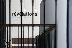 Conception graphique et réalisation de l'ensemble de la communication visuelle ainsi que l'habillage scénographique pour l'exposition « Révélations, photographies à Genève » au Musée Rath de Genève. Design Graphique, Ainsi, Visual Communication, Chart Design, Radiation Exposure, Photographs