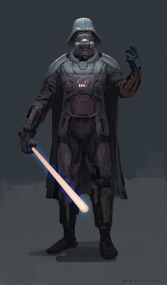 40 Artists Redesign Darth Vader