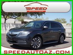nice Great 2016 Acura MDX SH-AWD w/Tech 2016 SH-AWD w/Tech Used 3.5L V6 24V Automatic AWD SUV Moonroof Premium 2018-2019 Check more at http://24carshop.com/product/great-2016-acura-mdx-sh-awd-wtech-2016-sh-awd-wtech-used-3-5l-v6-24v-automatic-awd-suv-moonroof-premium-2018-2019/
