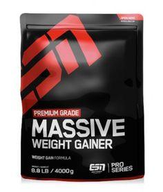 ESN Massive Weight Gainer, 4000g