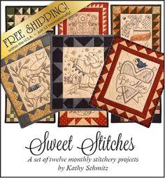 Kathy Schmitz embroidery