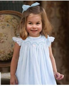 Princess Charlotte 3rd Birthday