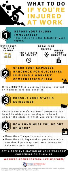 Steps To Apply For Workers Compensation Benefits  Recover