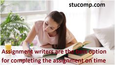Assignment Writers Are The Best Option For Completing The Assignment On Time Got Online, Writers, Benefit, Students, Tutorials, Good Things, Ideas, Sign Writer, Stuck In Love