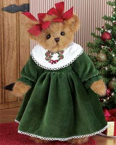 Bearington Hannah Hollybeary Bear