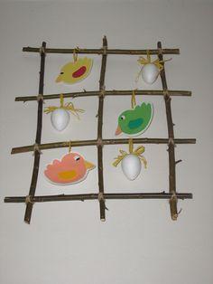 Velikonoce Spring Crafts For Kids, Kindergarten, Mother Nature, Little Birds, Paper, Crafting, Kindergartens, Preschool, Preschools