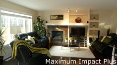I wish my living room looked like this!! #MaximumImpactPlus