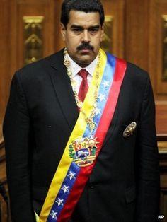 """Nicolas Maduro - Una cara que te dice nadamas una cosa, """"Yo ser bruto!!!"""""""