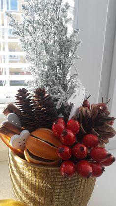 Vianočná dekorácia #handmade