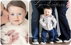 Cute Six Month Old boy Image Massachusetts Photographer Worcester Family and Childrens Portrait