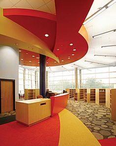 cool library design