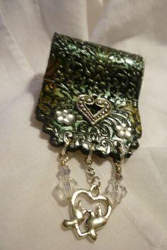 bijoux d'écharpe
