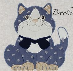 Brooke applique free embroidery design - Applique free designs - Machine embroidery community