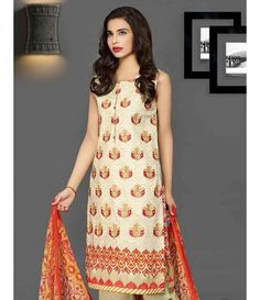 Rangrasiya Embroidered Lawn Collection 2016 D-11006A