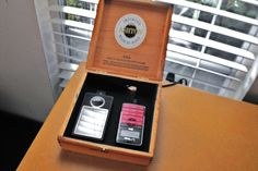 Picture of 10-Minute Project: Cigar Box Charging Station