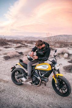 Mariano Di Vaio Ducati Scrambler Palm Springs, 12/14