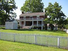 Appomatox Court House National Historic Park, VA