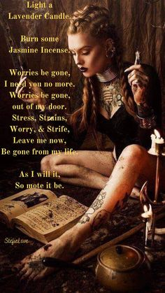 Wiccan Spell Book, Wiccan Spells, Candle Spells, Magick, White Witch Spells, Pagan Witch, Witches, Witchcraft Spells For Beginners, Smudging Prayer