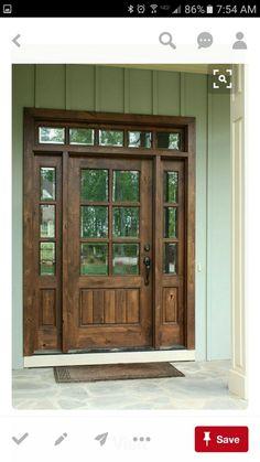 Delicieux Kevinu0027s Front Door