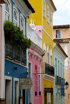 """Salvador de Bahia Impressions"" by Katrin  Zilles on 500px - Salvador de Bahia, Brazil"
