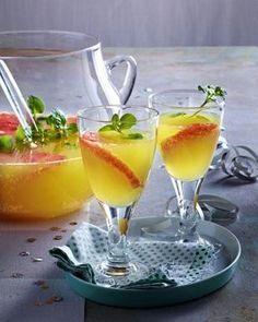 Orangen-Bowle Rezept