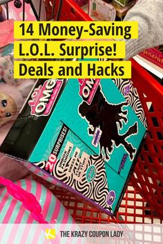 Wanna know where to find the L.OL. Surprise! deals for the glamorous kids and grade-schoolers in your life this year? Not sure how to tell the fake L.O.L. Surprise! Dolls apart from the real ones? No worries — The Krazy Coupon Lady is here to help you finish your Christmas list cheap by find the best deals on L.O.L. Surprise! Dolls in 2020. #lolsurprise #lolsurprisedolls #savemoney