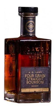 gift for luke AD Laws Bourbon Four Grain