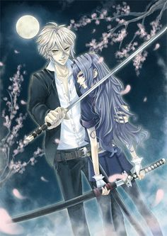 Anime Couples Other images - Alphabetical - sword assassins ;)
