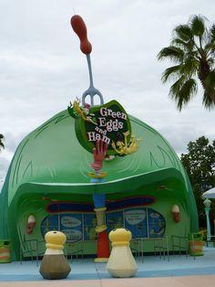 Dr. Seuss, Universal Studios