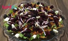 Kırmızı Pancarlı Salata