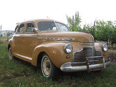 Street Spot: 1941 Chevrolet Special Deluxe