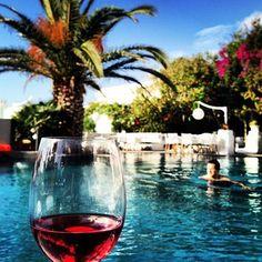 Instagram Photo Feed on the Web (Belvedere Hotel Mykonos) photo credits: @Paul dePoo Mykonos, Photo Credit, Red Wine, Glass, Pictures, Instagram, Photos, Drinkware, Paintings