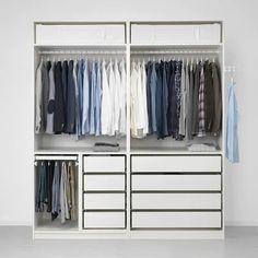 Sliding Wardrobe, Wardrobe Closet, Closet Bedroom, College Wardrobe, Black Wardrobe, Stand Alone Closet, Ikea Pax Doors, Best Closet Systems, Ikea Us