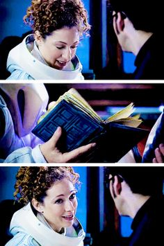 """""""Picnic at Asgard. Have we done Asgard yet?"""" [gifset] This episode... the way she looks at him.... the feels.... #DoctorWho"""