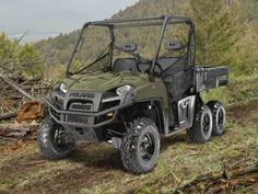 polaris ranger 6x6   2014 Polaris® Ranger® 6x6 Sage Green   Cedar Creek Motorsports ...