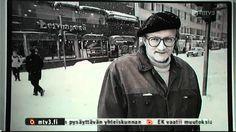 Juice Leskinen ei piitannut julkikuvastaan (4.3.2010 mtv3 uutiset)