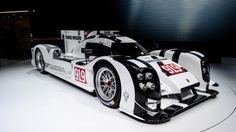 The 919 Hybrid is the result of a carefully balanced overall concept: from the combustion ...