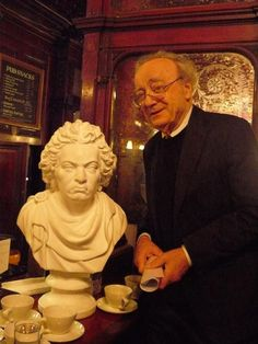 Beethoven and Brendel go into a bar... what do you think they talked about?  rps200.org